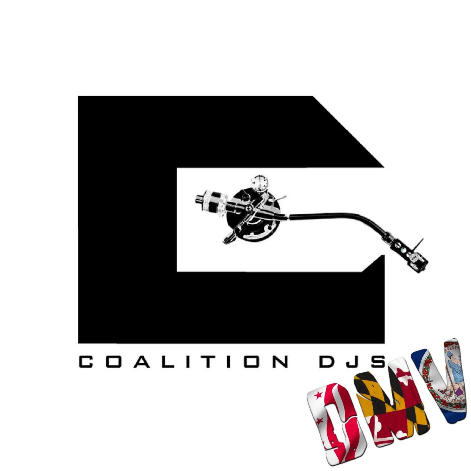 Coalition DJs DMV Logo