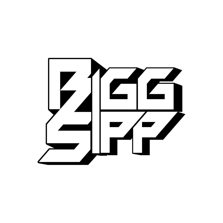 DJ Bigg Sipp Logo
