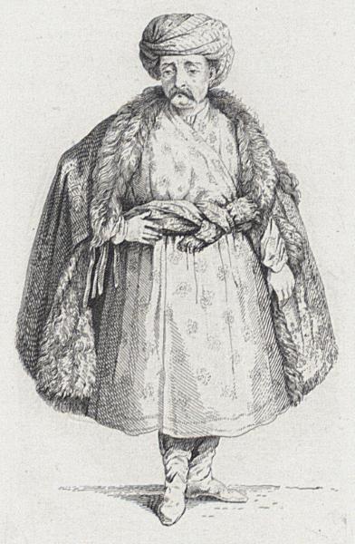 Ottoman heritage captured in music manuscripts of Bobowski