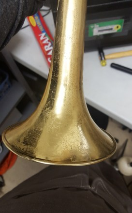 Jupiter Trumpet Repair Music Time Academy Livermore brass band instrument repair
