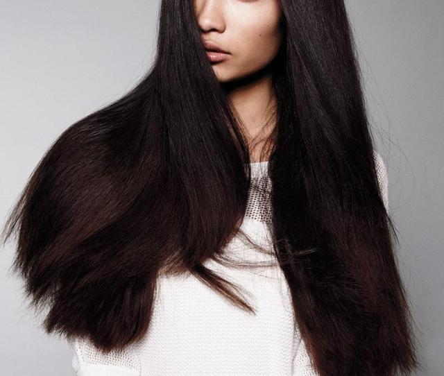 Straight Hair Natural Texture