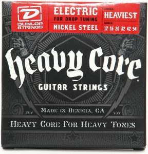 best electric guitar strings for heavy metal