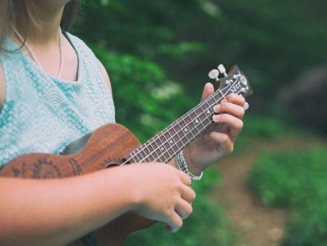 ukulele - best second instruments for guitarists