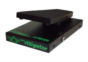 Little Alligator Steve Vai Volume Pedal - Best Guitar Volume Pedals