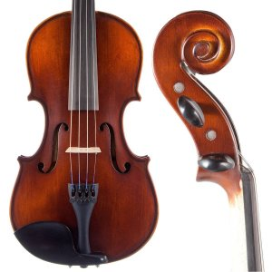 Top full size violin