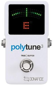 Best Guitar Pedal Tuner
