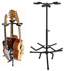 Best Triple Guitar Stand
