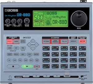 Boss Drum Machines For Guitarists