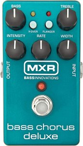 Best Chorus Pedal for Bass Guitar