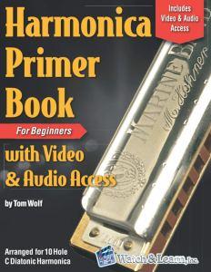 Best Beginner Harmonica Books