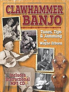Good Clawhammer Banjo Instruction Books