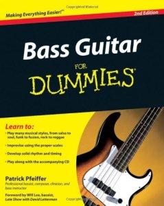Bass Guitar For Dummies - Bass Lesson Book