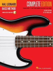 Hal Leonard Bass Method For Learning Bass