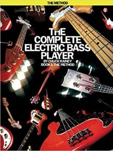 Electric Bass Player - Instructional Book For Learning Bass Guitar