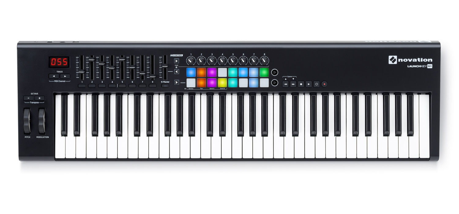 Novation Launchkey 61 MK2 copy
