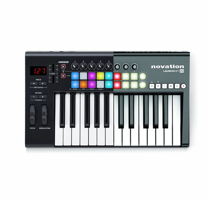 What is the difference between Launchkey Mk l and Launchkey Mk ll