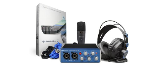 Presonus AudioBox Studio Bundle