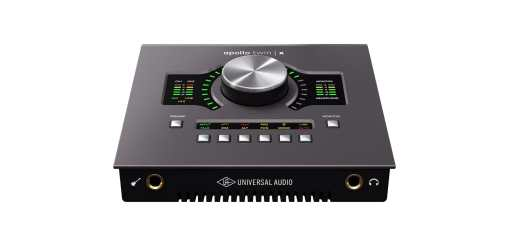 UAD Apollo Twin X DUO Audio Interface