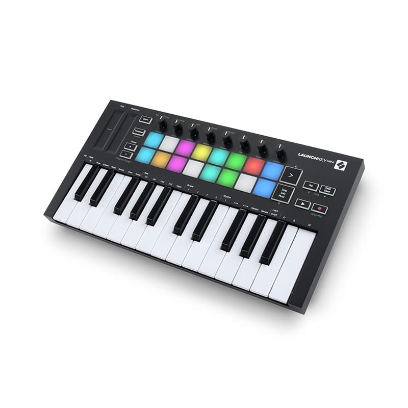 Novation Lauchkey Mini MK3 MIDI Keyboard Controller