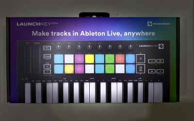 Novation Launchkey Mini MK3 Shipment Has Arrived