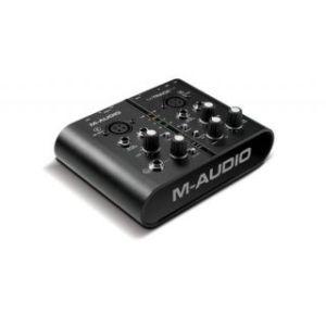 Аудио интерфейс M-Audio M-Track Plus
