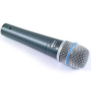 Инструментальный микрофон SHURE Beta 57A