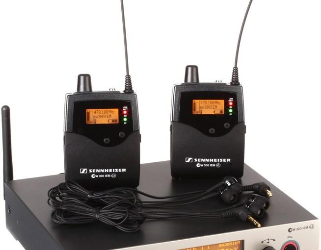 in ear мониторная система