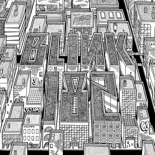 blink-182-neighborhoods-album-cover