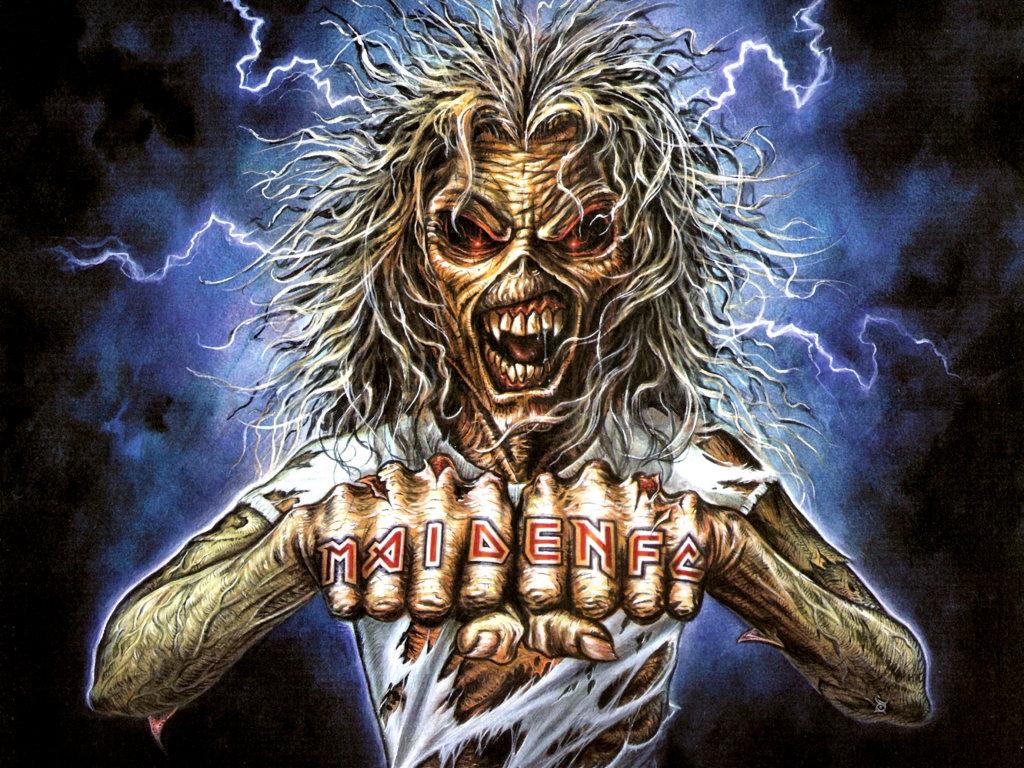 The 25 Best Iron Maiden Intros Music Trajectory