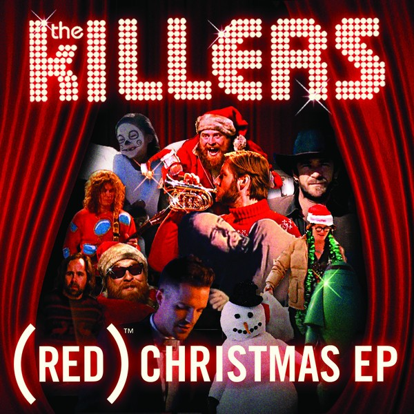 the-killers-red-christmas-ep-album-cover