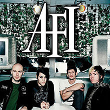AFI - Carcinogen Crush - single cover