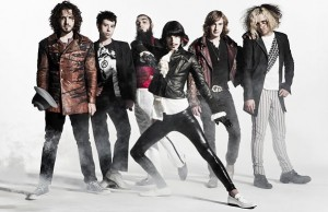 Foxy Shazam - band picture - 2012