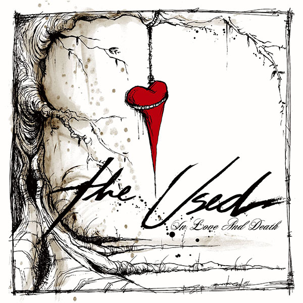 the-used-in-love-and-death-album-cover