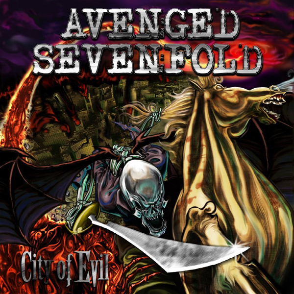 avenged-sevenfold-city-of-evil-album-cover
