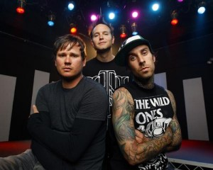 Blink 182 - band picture - 2011