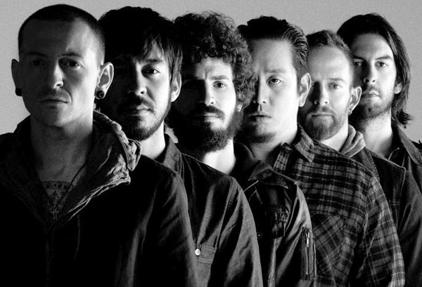 Linkin Park Band Picture 2012