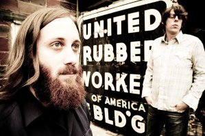 The Black Keys - band picture - 2010