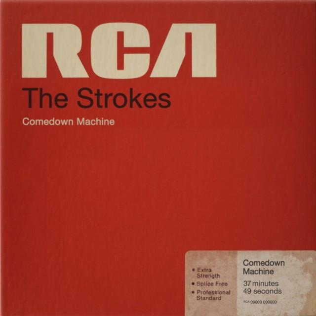 the-strokes-comedown-machine-album-cover