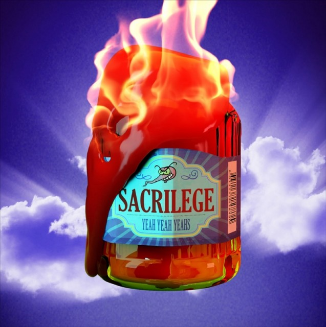 yeah-yeah-yeahs-sacrilege-single-cover