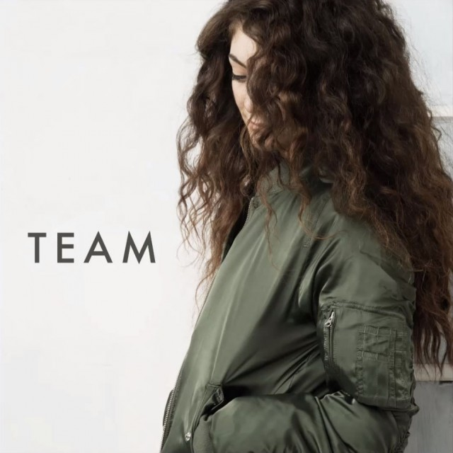 lorde-team-single