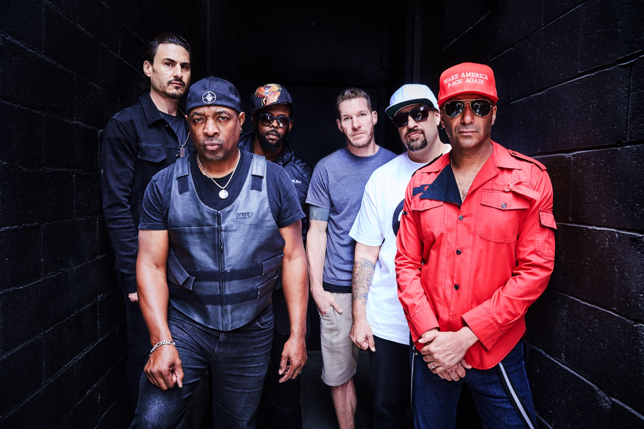 Prophets of Rage are here and stand to take the power back