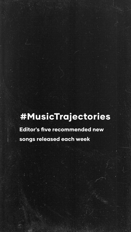 #musictrajectories slide