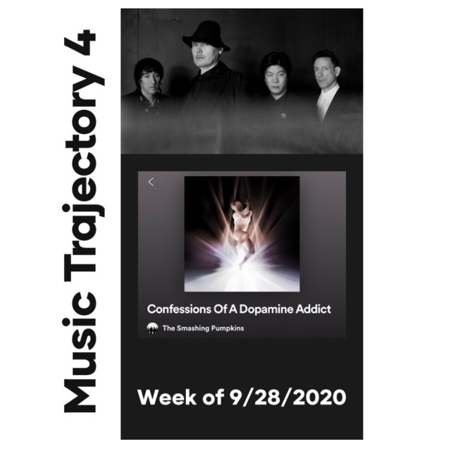 smashing pumpkins confessions of a dopamine addict music trajectory slide