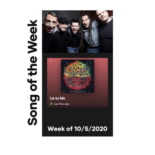 less than jake song of the week