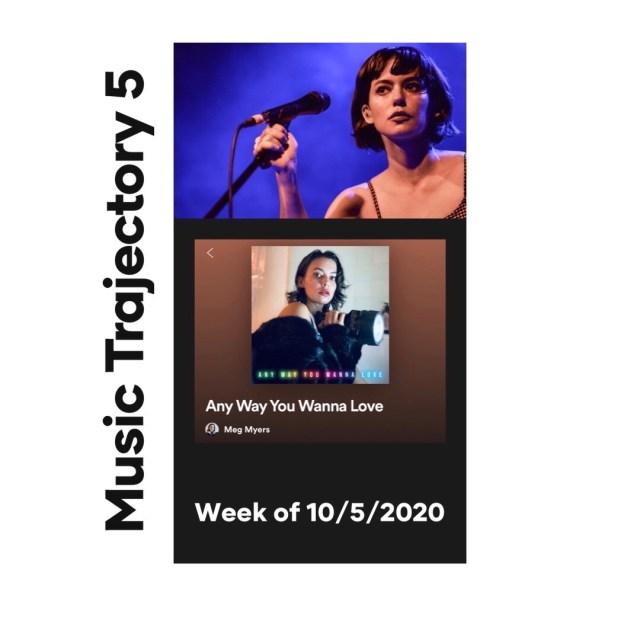 meg myers music trajectory