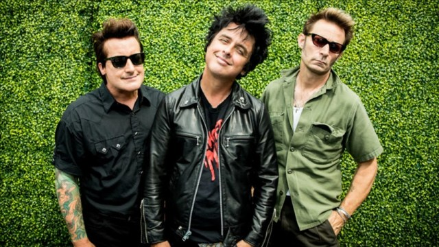 Green Day 2021 Music Trajectory