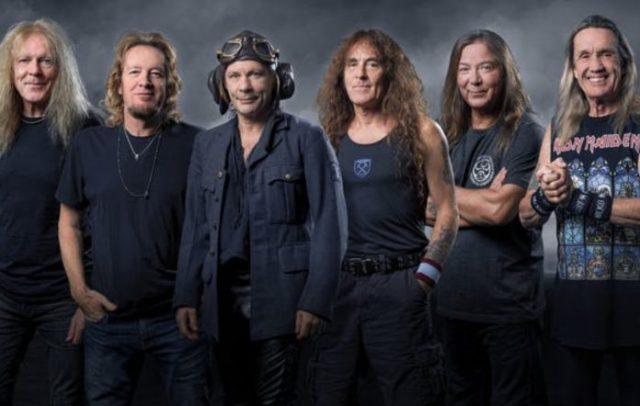 Iron Maiden 2021 Music Trajectory