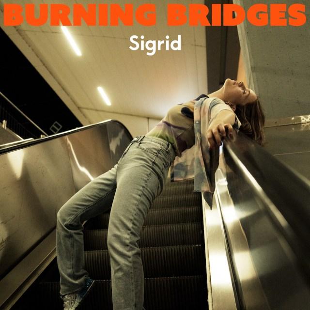 Singrid Burning Bridges 2021 Music Trajectory
