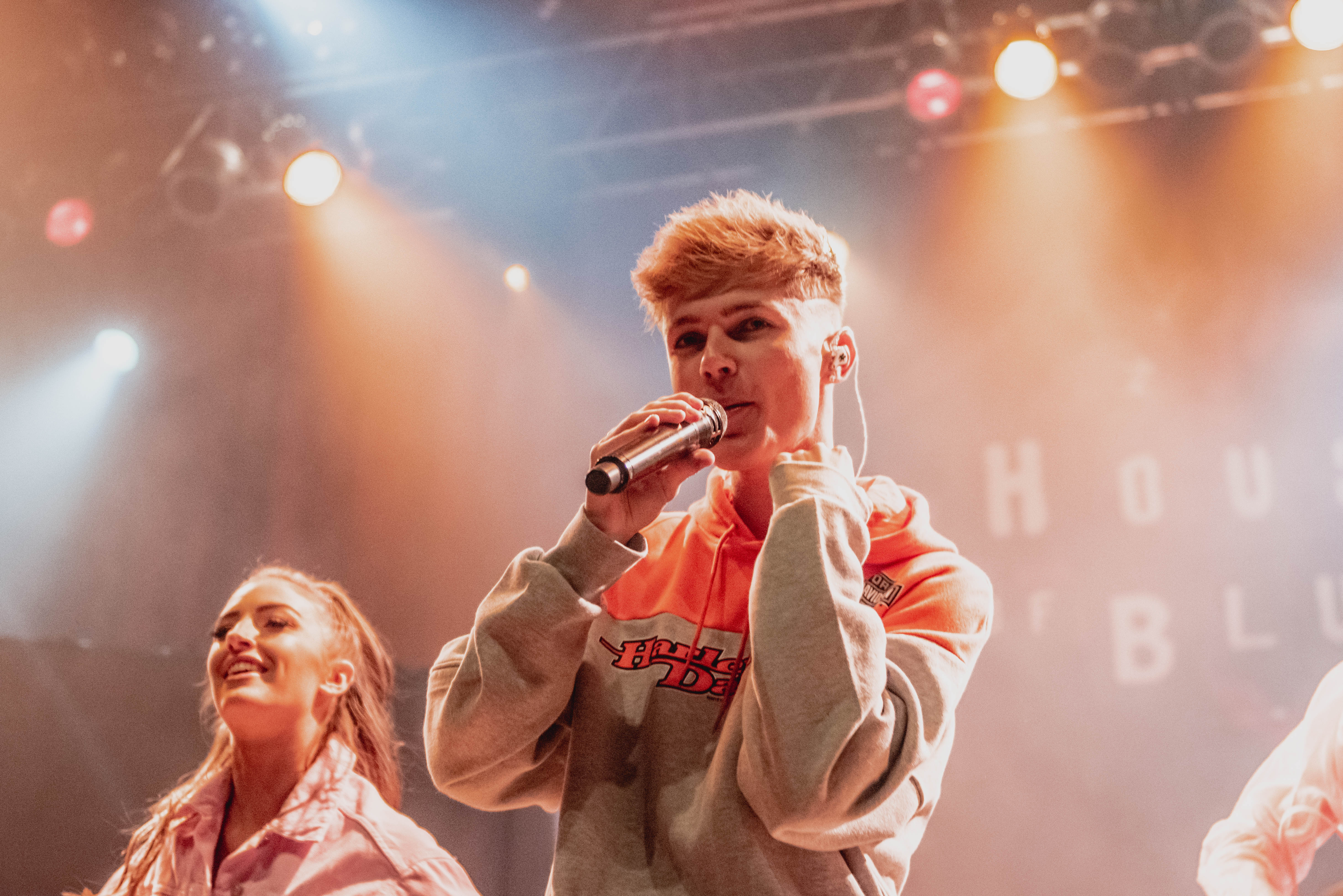HRVY House Of Blues Dallas TX Music Why Not