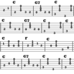 In The Sweet by and By Guitar Tab